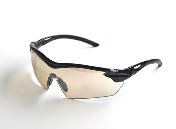 RACERS - Safety Glasses for Shooting - Mirrored lenses