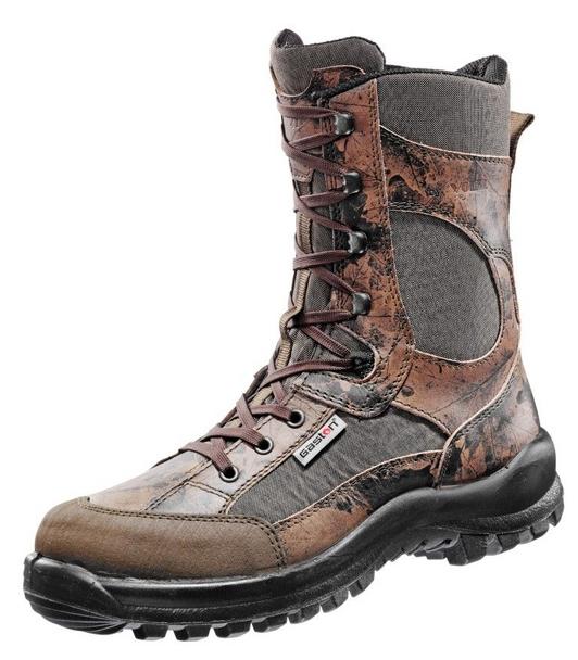 Gaston J. Glock Safari - Camouflage Boots