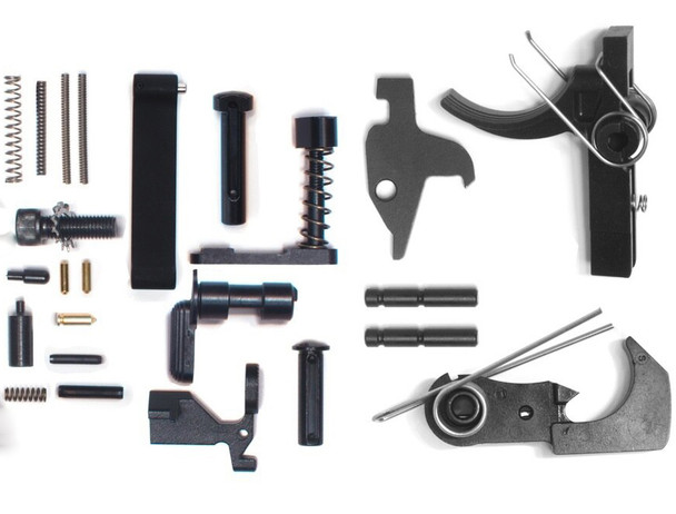 Lower Receiver Parts Kit Without Pistol Grip