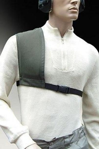 Gaston J. Glock Shoulder Holster with 8mm SoftShoot Pad