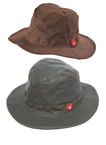 Gaston J. Glock Wax Hat for Hunters