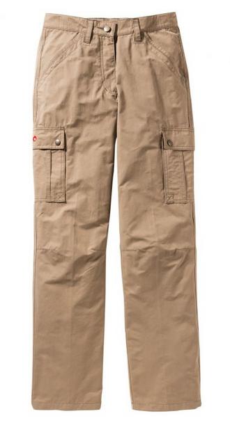 Gaston J. Glock Ladies Dry Wax Cargo Pants