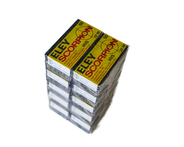 Eley HVS .22 Rimfire - Brick (500 Count) - $120.00