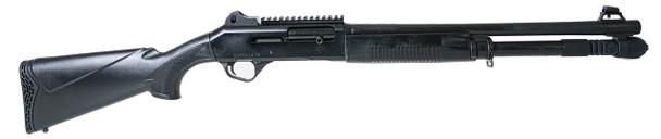 Toros Coppola T4 12ga Shotgun - Black
