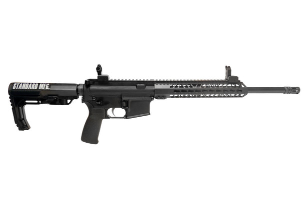 Standard Model B 300AAC Blackout (Left Hand)