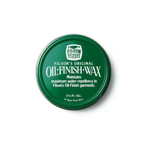 Oil Finish Wax
