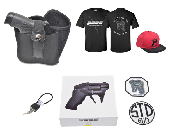 S333 Ankle Holster Package