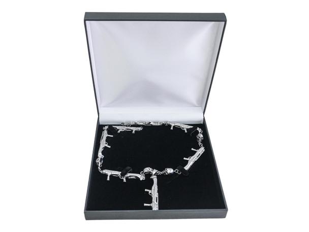 DP-12 & Skull Necklace