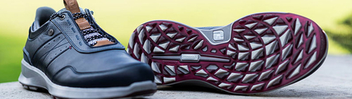 FJ Stratos Men's Golf Shoe