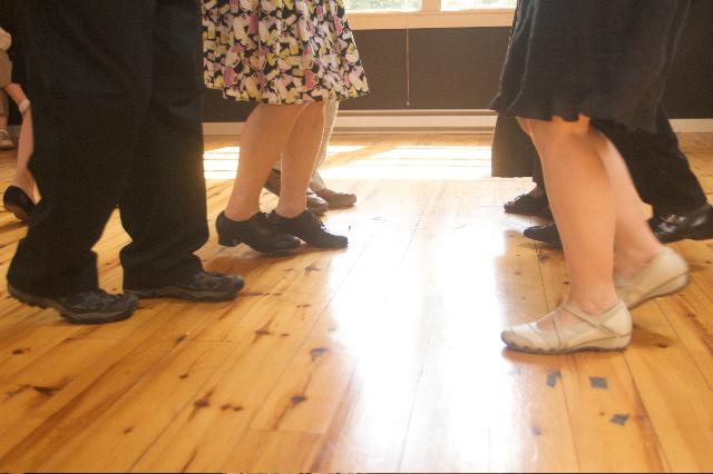 Promenade Feet