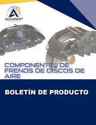 Componentes De Frenos De Discos De Aire