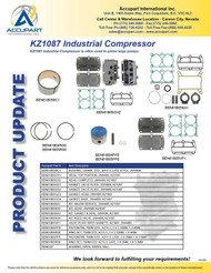 KZ1087 Industrial Compressor