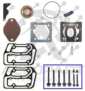 Wabco Compressor Components