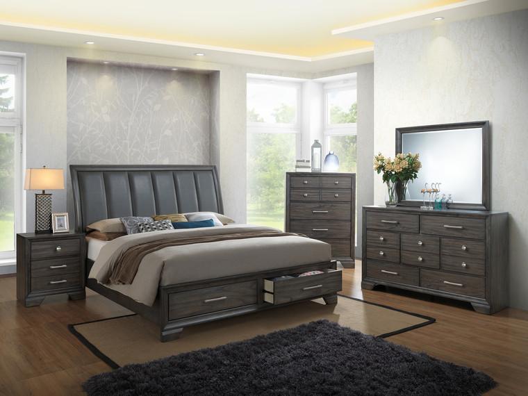 Jaymes Bedroom Suite
