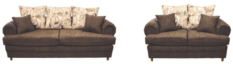 Sofa and Loveseat 2000