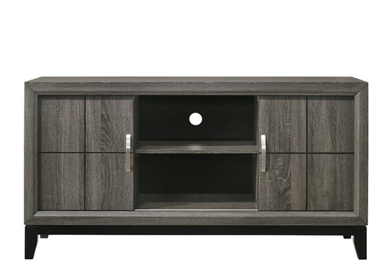 Akerson Media Chest, Grey