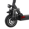 Y10 48.5 Miles Long-Range Electric Scooter - Black