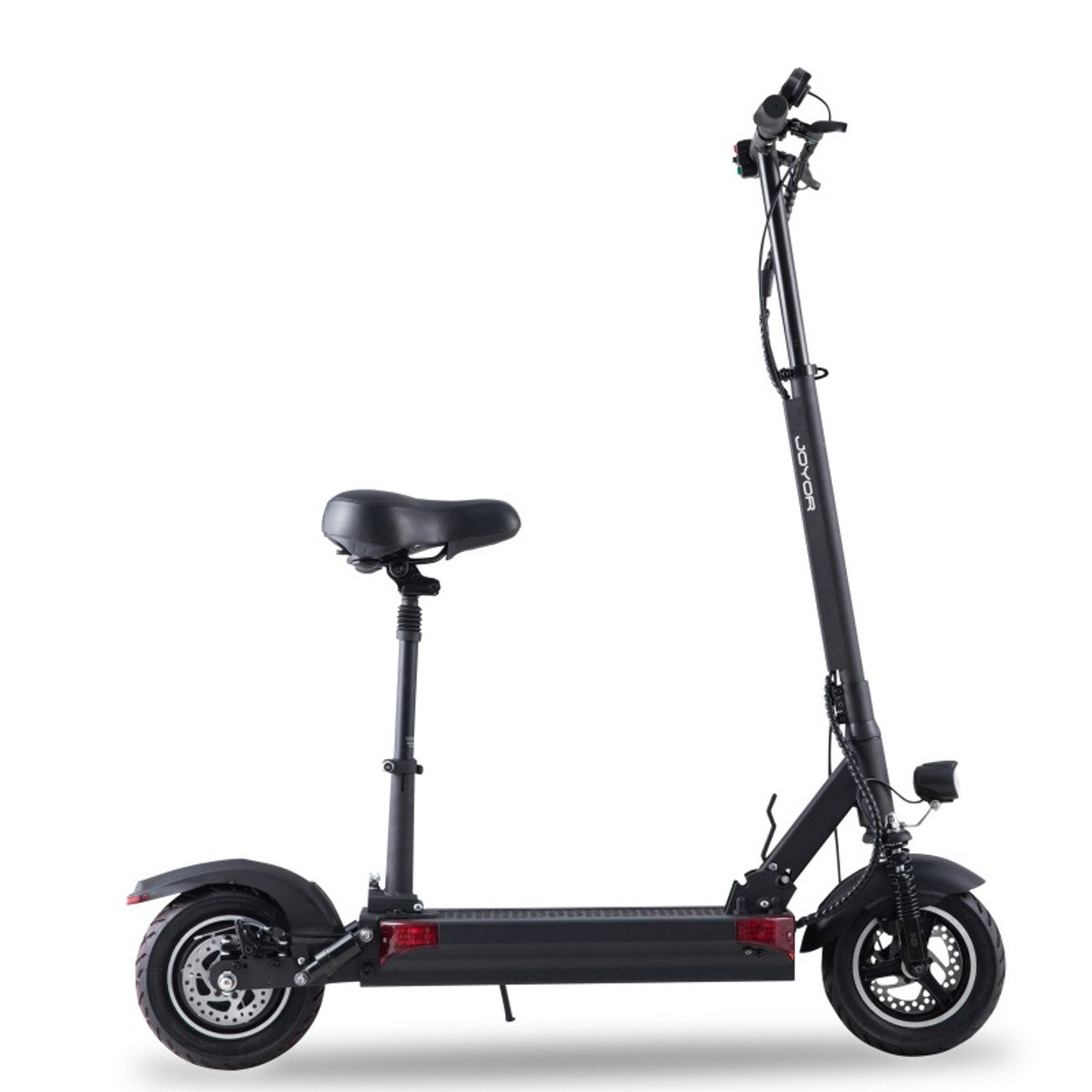 Y8-S 50 9 Miles Long-Range Electric Scooter - Black