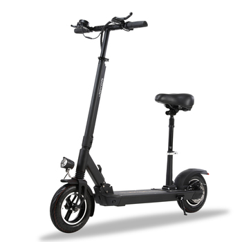 X5S+ 36.9 Miles Long-Range Electric Scooter - Black