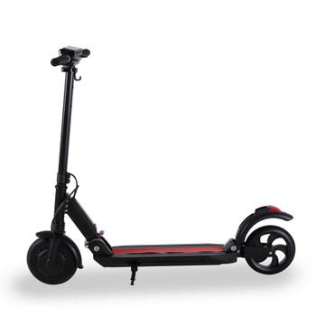R1 18.6 Miles Long-Range Electric Scooter - Black