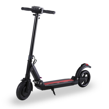 R1 15.5 Miles Long-Range Electric Scooter - Black