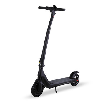 A3 21.7 Miles Long-Range Electric Scooter - Black