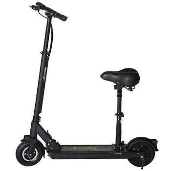 A1S 15.5 Miles Long-Range Electric Scooter - Black