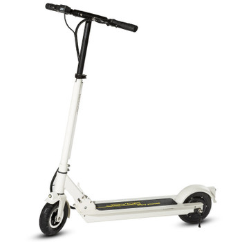 A1 15.5 Miles Long-Range Electric Scooter - White