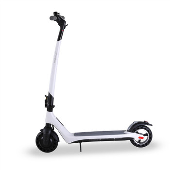 A3 21.7 Miles Long-Range Electric Scooter - White