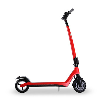 A3 21.7 Miles Long-Range Electric Scooter - Red