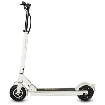 F5 31 Miles Long-Range Electric Scooter - White