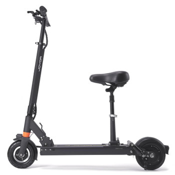 F6S 36.9 Miles Long-Range Electric Scooter - Black
