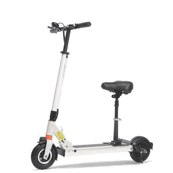 F7S 43.5 Miles Long-Range Electric Scooter - White