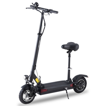 Y8-S 50.9 Miles Long-Range Electric Scooter - Black