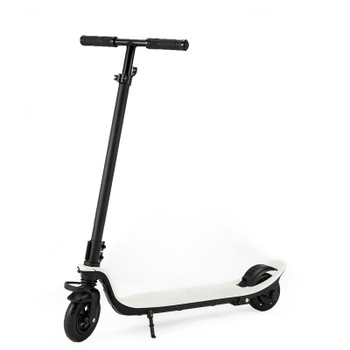 H1 9.9 Miles Long-Range Electric Scooter - White