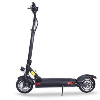 Y9 55.9 Miles Long-Range Electric Scooter - Black