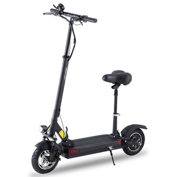 Y9S 55.9 Miles Long-Range Electric Scooter - Black