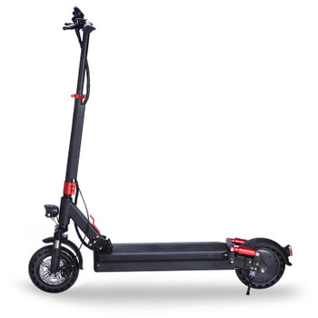 G5 43.5 Miles Long-Range Electric Scooter - Black
