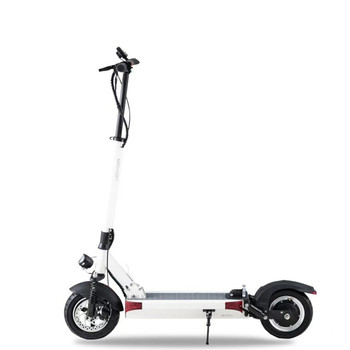 Y9 55.9 Miles Long-Range Electric Scooter - White