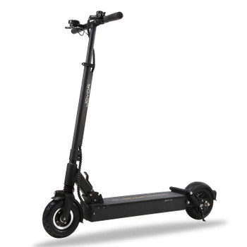 F8 57 Miles Long-Range Electric Scooter - Black