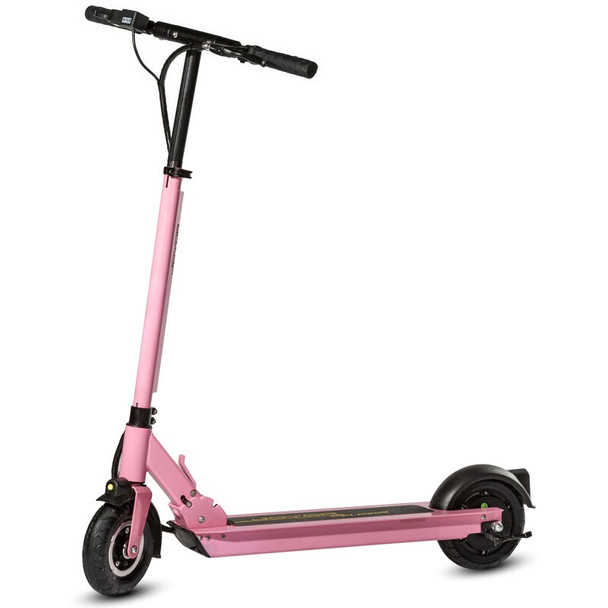A1 15.5 Miles Long-Range Electric Scooter - Pink