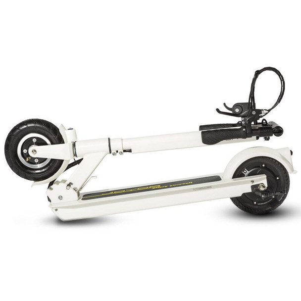 F5 36.9 Miles Long-Range Electric Scooter - White