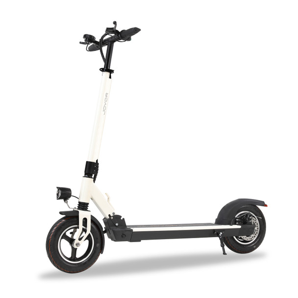 X5 36.9 Miles Long-Range Electric Scooter - White