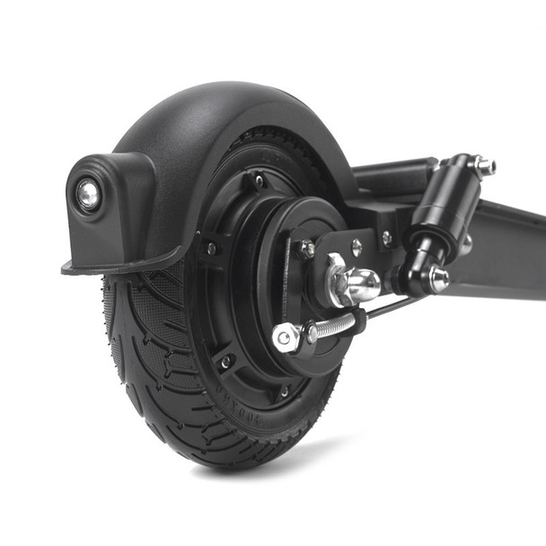 F6 36.9 Miles Long-Range Electric Scooter - Black