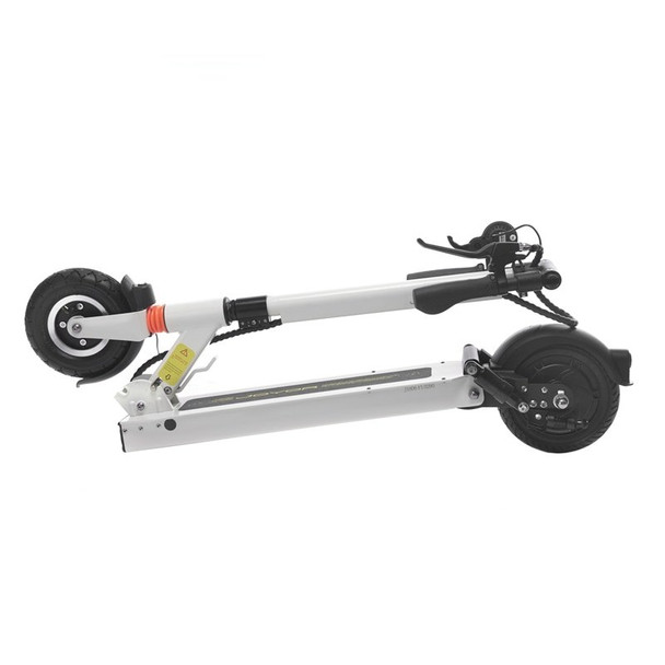 F6 36.9 Miles Long-Range Electric Scooter - White
