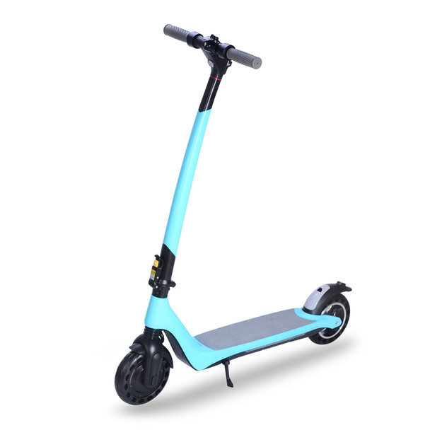 A3 21.7 Miles Long-Range Electric Scooter - Blue