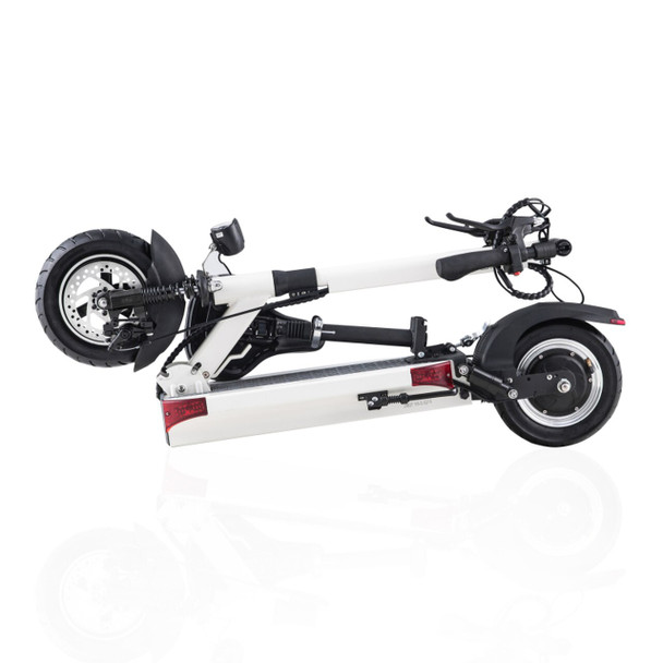 Y9S 55.9 Miles Long-Range Electric Scooter - White