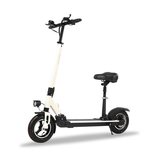 X5S 36.9 Miles Long-Range Electric Scooter - White