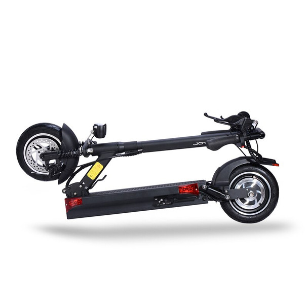 Y5 50.9 Miles Long-Range Electric Scooter - Black