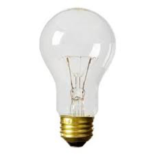 Clear Incandescent Bulb